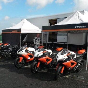 Stage de pilotage moto en région Languedoc-Roussillon