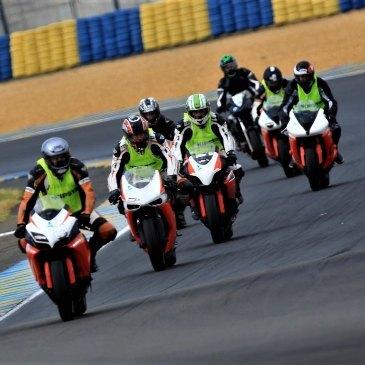 Stage de pilotage moto, département Tarn