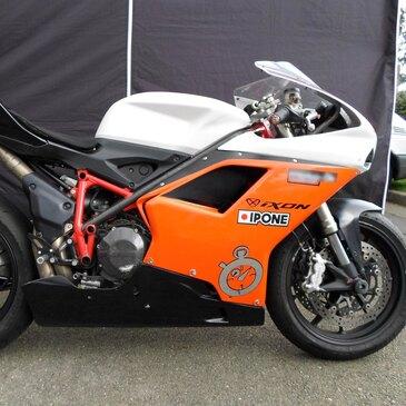 Stage de pilotage moto, département Seine Saint Denis