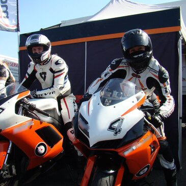 Circuit Carole, Seine Saint Denis (93) - Stage de pilotage moto