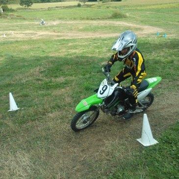Stage de pilotage moto, département Puy de dôme