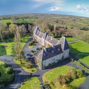 Week end dans un Château en région Basse-Normandie