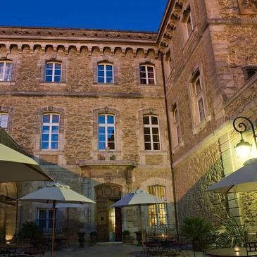 Week-end Romantique au Château de Rochegude