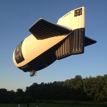 Aérodrome Tours-Sorigny, Indre et loire (37) - Baptême de l'air montgolfière
