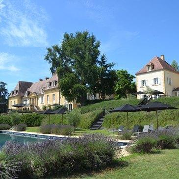 Week end Golf au Château les Merles près de Bergerac