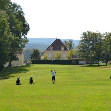 Mouleydier, à 10 min de Bergerac, Dordogne (24) - Week end Golf