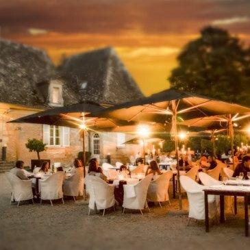 Week end Golf au Château les Merles près de Bergerac en région Aquitaine