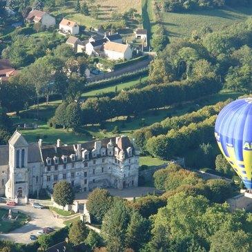 Vol en Montgolfière à Gisors - Survol du Vexin