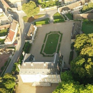Gisors, Eure (27) - Baptême de l'air montgolfière
