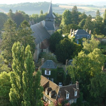 Baptême de l'air montgolfière, département Oise