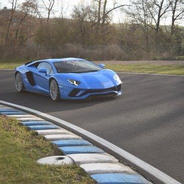 Stage en Lamborghini Aventador S - Circuit de Fay-de-Bretagne