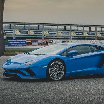 Stage de pilotage Lamborghini en région Pays-de-la-Loire