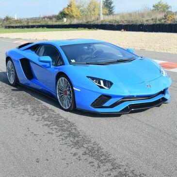 Stage de pilotage Lamborghini proche Circuit d'Issoire