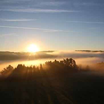 Vol en Montgolfière près de Clermont-Ferrand en région Auvergne