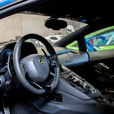 Stage de pilotage Lamborghini en région Limousin