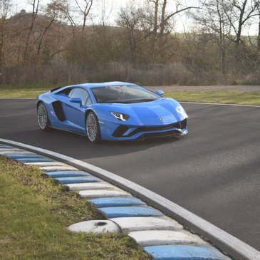 Circuit de Mornay, Creuse (23) - Stage de pilotage Lamborghini