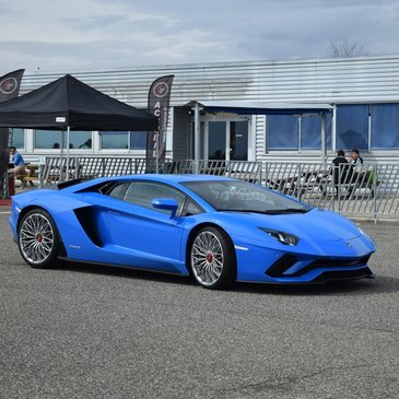 Stage de pilotage Lamborghini proche Circuit de Mornay