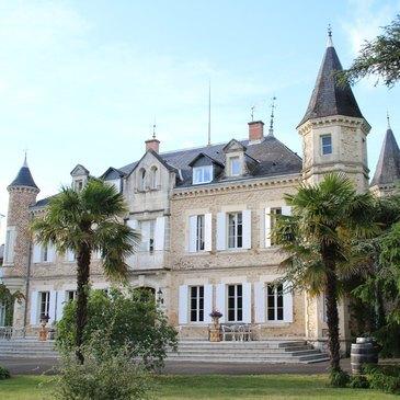 Week end dans un Château, département Landes