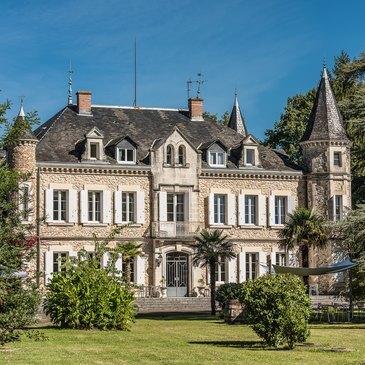 Week End Gourmand au Château de Buros près de Mont-de-Marsan