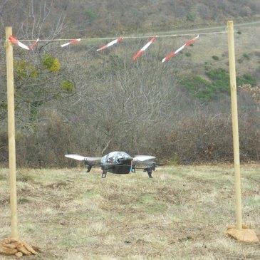 Rivolet, à 15 min de Villefranche-sur-Saône, Rhône (69) - Pilotage de Drone