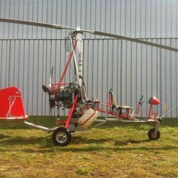 Aérodrome d'Ambert - Le Poyet, Puy de dôme (63) - Baptême en ULM et Autogire