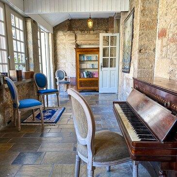 Week end Gastronomique proche Onet-le-Château, à 10 min de Rodez