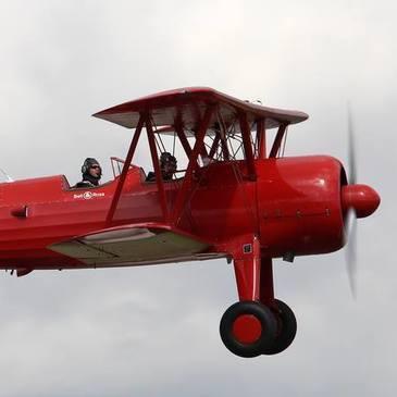 Initiation au Pilotage d'Avion au Mont-Saint-Michel en région Bretagne