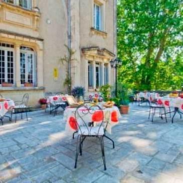 Week end dans un Château, département Vaucluse