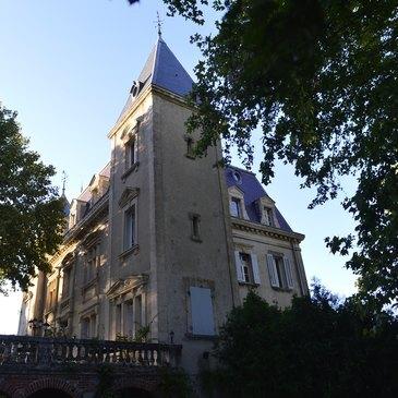 Violès, Vaucluse (84) - Week end dans un Château