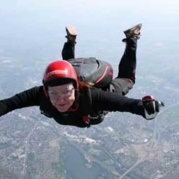 Stage Parachutisme PAC en région Picardie