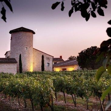 Nuit au Château de Salettes avec Dégustation près d'Albi