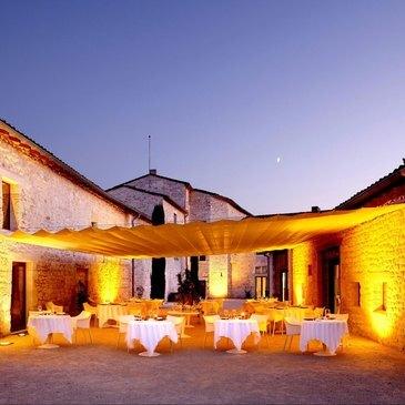 Nuit au Château de Salettes avec Dégustation près d'Albi en région Midi-Pyrénées