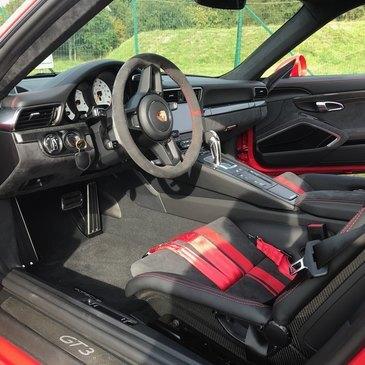 Stage de pilotage Porsche en région Limousin