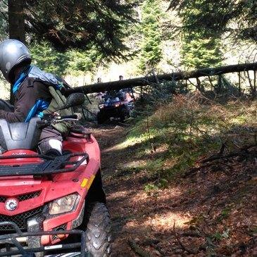 Quad & Buggy en région Auvergne