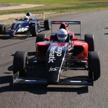 Stage en Formule 4 - Circuit de Fay-de-Bretagne