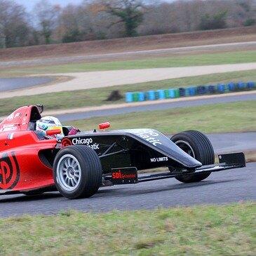 Stage de pilotage Formule 3, département Loire Atlantique