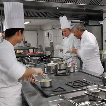 Cours de Cuisine, département Ain