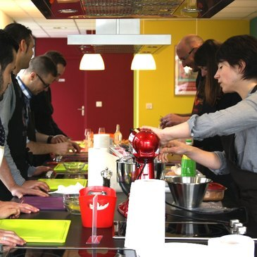 Atelier de Cuisine à Quimper