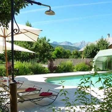 Week end dans un Château, département Alpes de Haute Provence