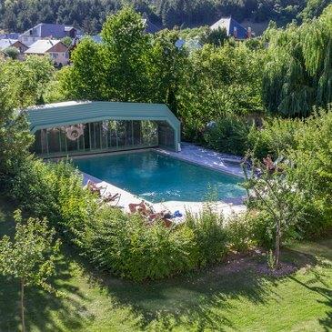 Jausiers, à 10 min de Barcelonnette, Alpes de Haute Provence (04) - Week end dans un Château