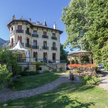 Jausiers, à 10 min de Barcelonnette, Alpes de Haute Provence (04) - Week end Spa et Soins