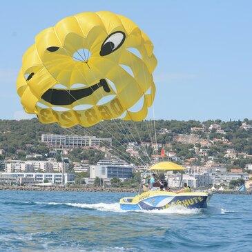 Parachute Ascensionnel à Sète