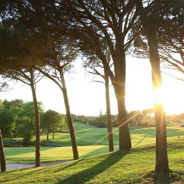 Week end Golf proche La Motte