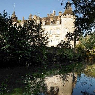 Week-end Gourmand au Château de Nieuil en région Poitou-Charentes