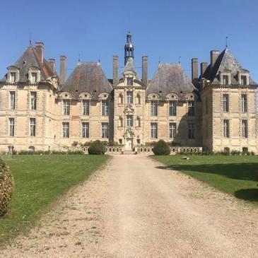Nuit au Château de Saint-Loup