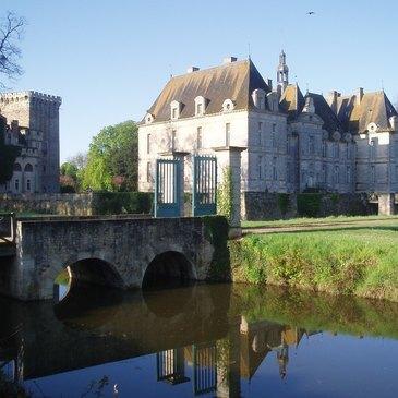 Week end dans un Château, département Deux sèvres