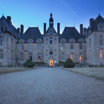 Week end dans un Château en région Poitou-Charentes