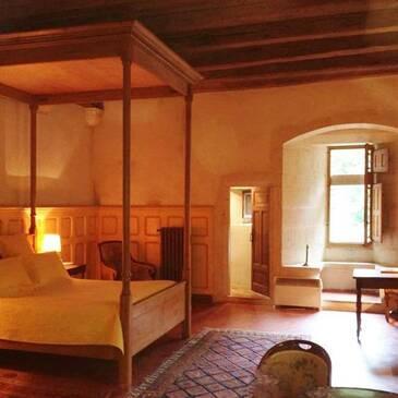 Saint-Loup-Sur-Thouet, Deux sèvres (79) - Week end dans un Château