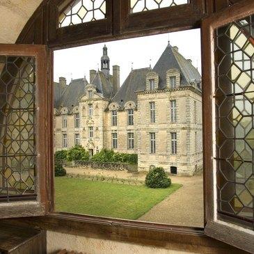 Week end dans un Château proche Saint-Loup-Sur-Thouet