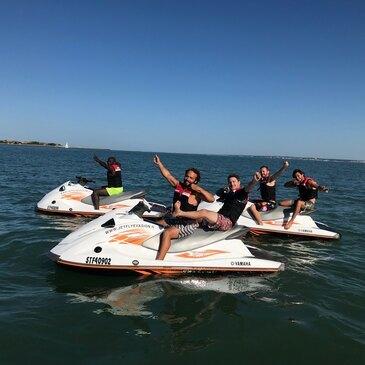 Jet ski Scooter des mers, département Gironde